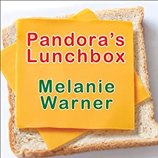Pandora's Lunchbox audiobook cover art