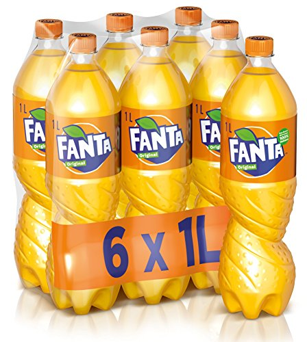 Fanta Original 6x 1L