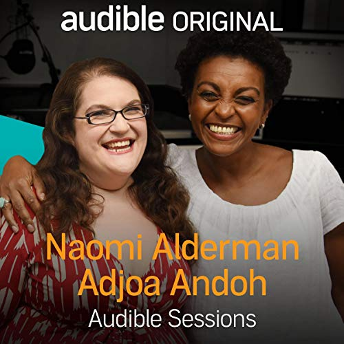 Naomi Alderman and Adjoa Andoh cover art
