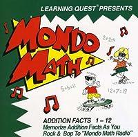 Mondo Math: Addition Facts 1-12
