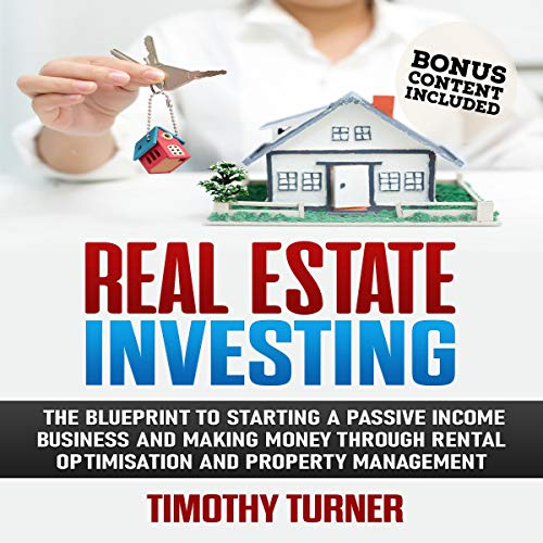 Real Estate Investing Audiobook By Timothy Turner cover art