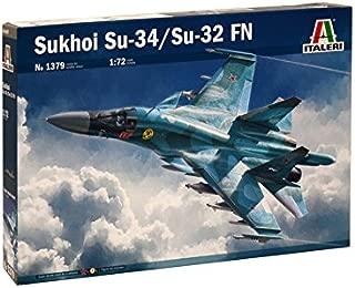 Italeri 1: 72 - Sukhoi SU-34 Fullback
