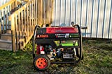 Photo #9: Portable Propane Generator model SUA12000ED by A-iPower with 12,000 Watts and  Dual Fuel Capability