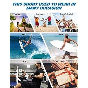 Idgreatim-Herren-Badehose-Sommer-Badeshorts-3D-Print-Grafik-Strand-Surf-Board-Shorts