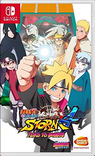 Naruto Shippuden Ultimate Ninja Storm 4: Road To Boruto...