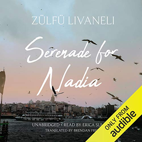 Serenade for Nadia cover art