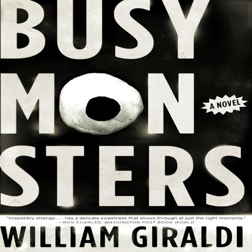 Busy Monsters audiobook cover art