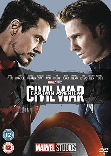 Captain America Civil War [Edizione: Regno Unito] [Edizione: Regno Unito]