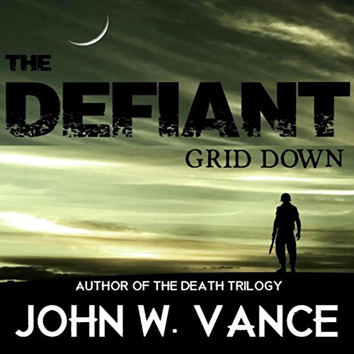 The Defiant: Grid Down audiobook cover art