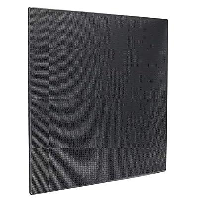 235x235x4mm 3D Printer Glass Bed with Adhesion Back for Ender 3,Build Plate Platform for Ender 3X Ender 3 Pro Ender 5 CR 20 CR 20 Pro