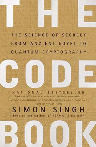The Code Book: The Science of Secrecy from Ancient Egypt...