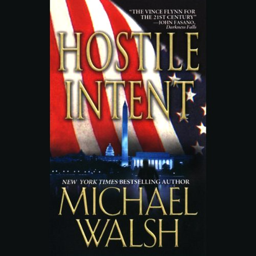 Hostile Intent  audiobook cover art