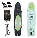 Aqua Marina Super Trip 2+1 Family Inflatable Stand-up Paddle Board