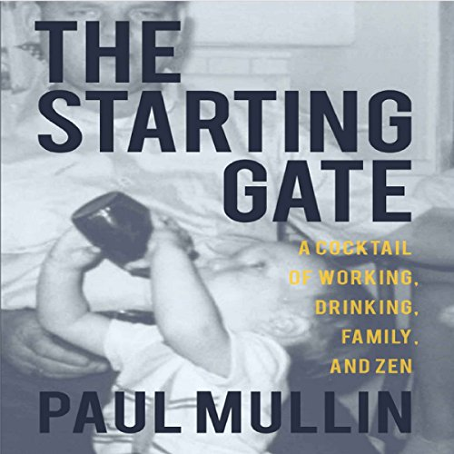 The Starting Gate audiobook cover art