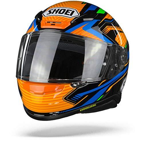 Shoei NXR Stab TC-8 Motorrad Helm, XXL