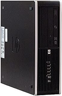 HP Elite - Intel Core 2 Duo 2.93GHz, 4GB 250GB DVD Windows 10 Professional Edition (Certified Refurbished)