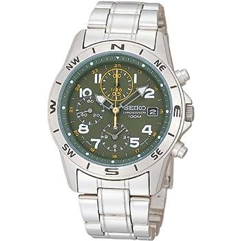 [セイコーimport]SEIKO 腕時計 逆輸入 海外モデル SND377P メンズ