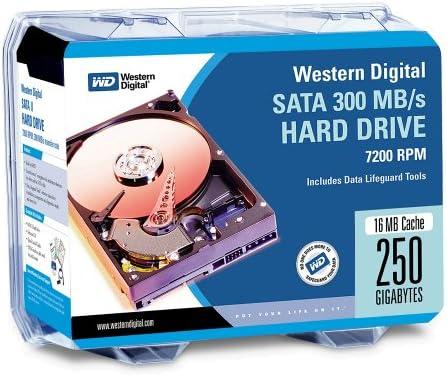 Western 1 year Cheap mail order sales warranty Digital WD2500KSRTL Caviar SE16 GB Har 3.5-Inch 250 SATA