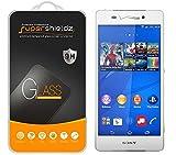 (2 Pack) Supershieldz Designed for Sony Xperia Z3v Tempered Glass Screen...