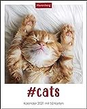 #cats Postkartenkalender 2021