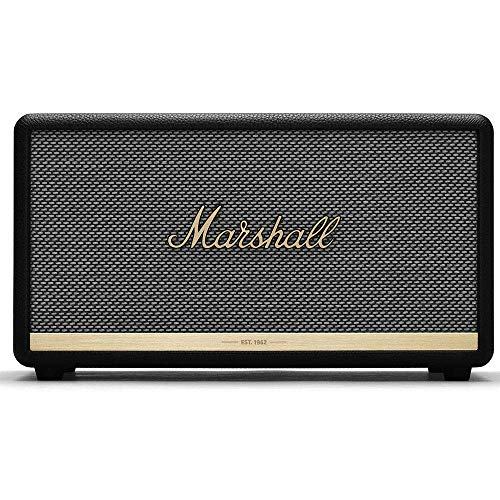 Marshall Stanmore II Voice Google Black EU