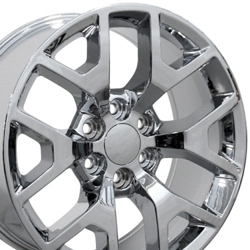 07 factory yukon denali wheels - 6