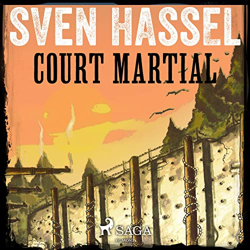 Court Martial audiobook cover art