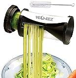 Spiral Vegetable Slicer - Hand Held with...