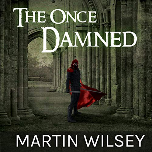 The Once Damned audiobook cover art