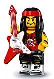 Lego Serie Ninjago Movie Rockero con gong y guitarra