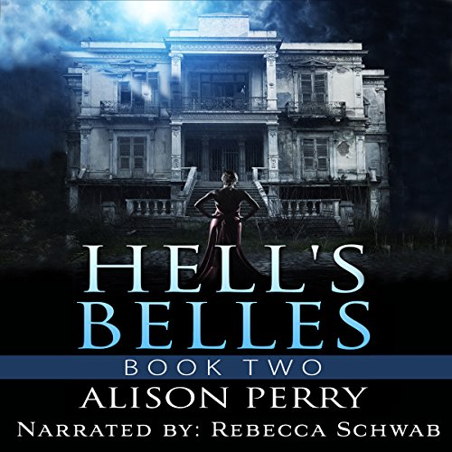 Hell's Belles 2 audiobook cover art