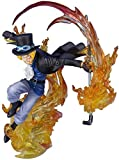 Yooped Figuarts Zero Sabo - Fire Fist - One Piece Anime Character Souvenir Craft Ornament Toy Figure Model Statue Nendoroid Action Figure