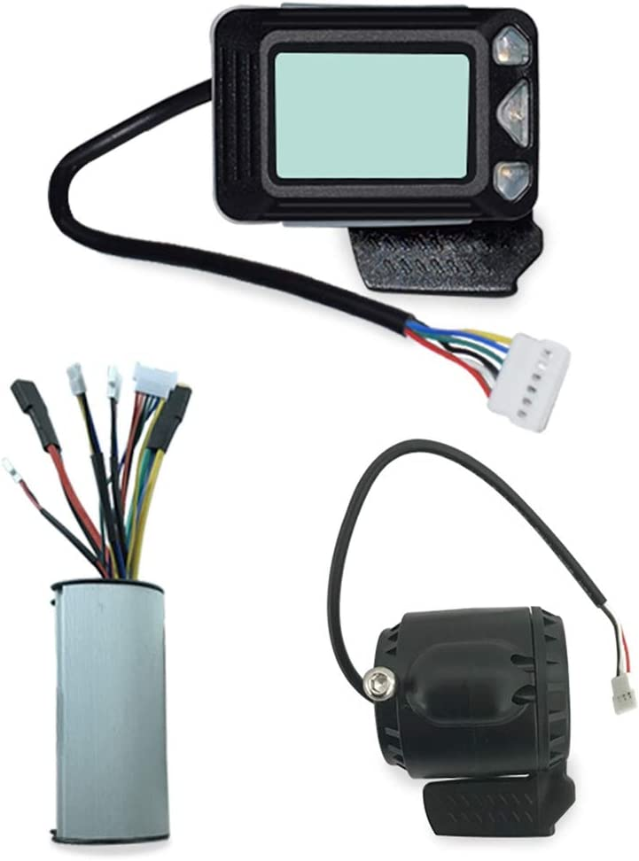overseas Lesueur Scooter Controller Brake LCD 24V 2021 Display 250W Electric S