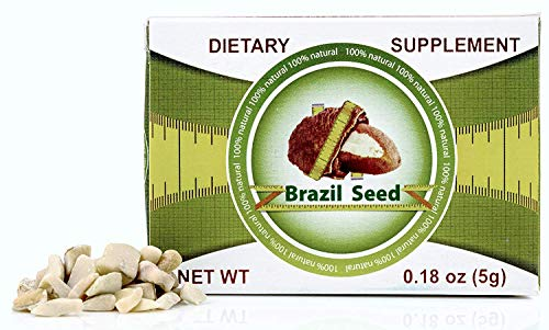 Semilla de Brasil Brazil Seed Supplement 100% Authentic Brazilian Seed Highest Quality 30 Day Supply