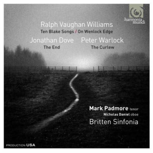 マーク・パドモア, Nicholas Daniel, Britten Sinfonia & Jacqueline Shave