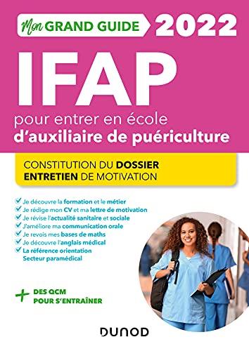 Mon grand guide IFAP 2022 pour entrer en école d