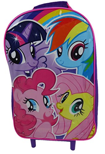 My Little Pony enfants bagages, multicolore (multicolore) - MLP001032