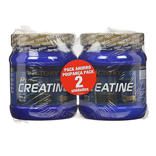 Pure SPORT-VICTORY VICTORY Créatine 2 x 500 g Pack Duo