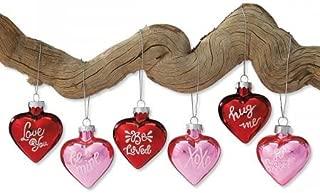 Best glass valentine ornaments Reviews