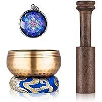 Tibetan Singing Bowl Set Unique Gift