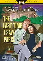 Last Time I Saw Paris [DVD]