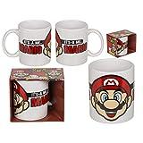 ootb - Tazza Super Mario III, 325 ml, altezza: 10 cm, in ceramica