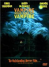 Vampire vous avez dit vampire [Francia] [DVD]
