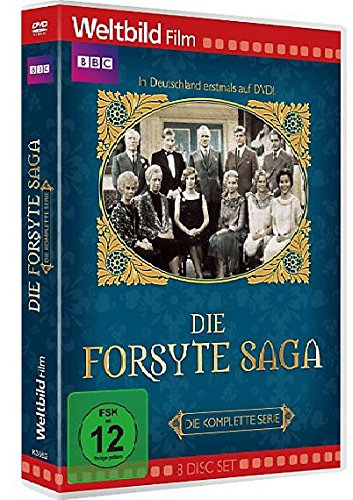 Die Forsyte Saga - Komplettbox (8 DVDs)