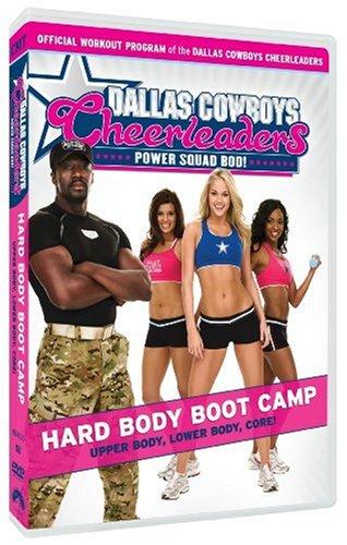 Dallas Cowboys Cheerleaders Power Squad Bod! - Hard Body Boot Camp