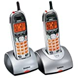 Uniden DCT756-2 Expandable Cordless System with Call Waiting/Caller ID and Extra Handset