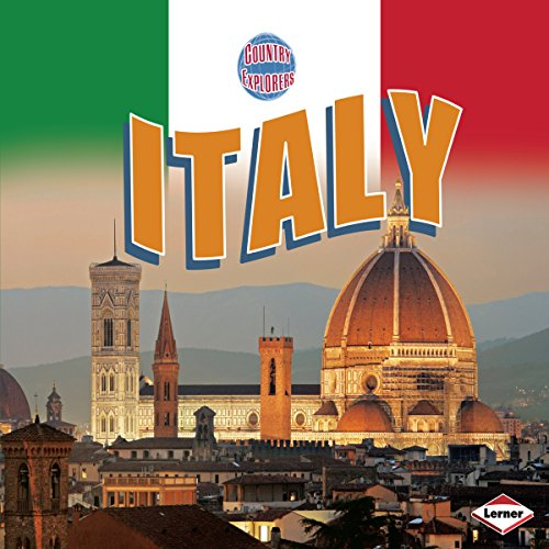 Italy audiobook cover art