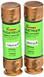 Bussmann BP/FRN-R-40 40 Amp Fusetron Dual Element Time-Delay Current Limiting Class RK5 Fuse, 250V Carded UL Listed, 2-Pack