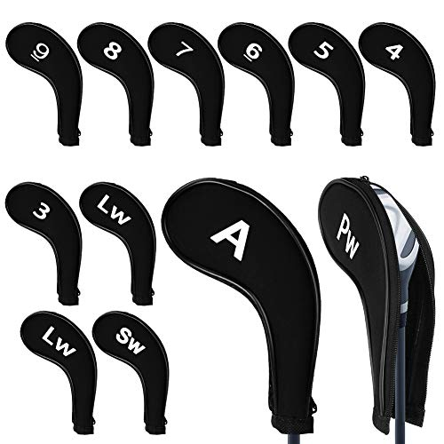 WIOR Golf Iron Head Covers