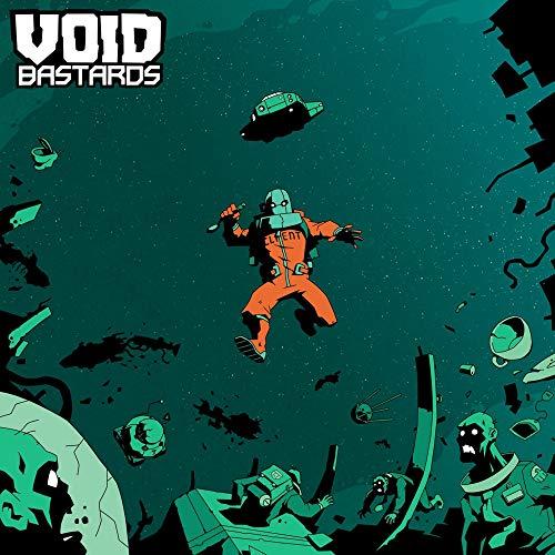 Void Bastards (Original Soundtrack) (Green with Black Splatter) [Disco de Vinil]